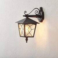 ROBUSTE Suspended Exterior Wall Lamp