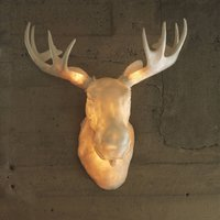 Designer wall light Moo   suitable for outdoors