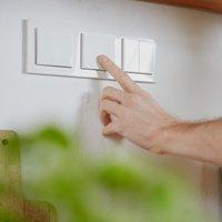Senic Smart Switch Philips Hue 3x  glossy white