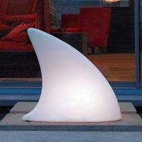 Image of Außendekorationsleuchte Shark Outdoor Farbwechsel
