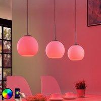 Lindby Smart LED-Hängelampe Morrigan, App-Betrieb