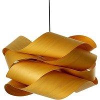 LZF Link hanging light   46 cm  yellow