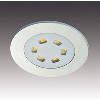 Flat LED recessed light R 55
