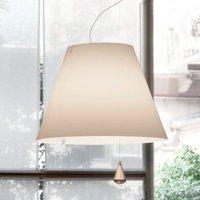 Luceplan Lady Costanza hanging light