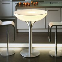 Lounge Table Indoor light table H 105 cm