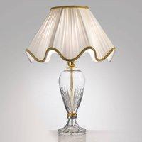 Indrukwekkende tafellamp Belle Epoque, 67 cm
