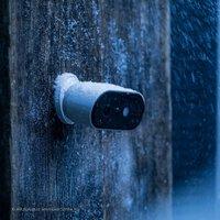 ABUS outdoor camera  wireless  additional camera