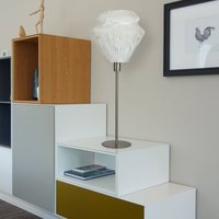 Lamell table lamp made of biomaterial    25 cm