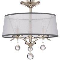 Crystal pendants   ceiling light Whitney