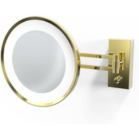 Decor Walther BS 36 LED cosmetics mirror  gold
