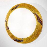 KOLARZ Serena Kiss Gold wall light 24 carat   50cm