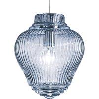 Clyde pendant light 130 cm light blue