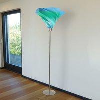 Twister designer floor lamp   30 cm multicoloured