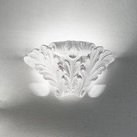 KOLARZ Rokoko   stuccoed wall light