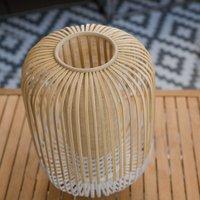 Forestier Bamboo Light M table lamp 39 cm white