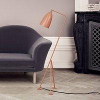 GUBI Gr shoppa tripod floor lamp  vintage red