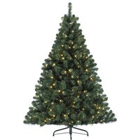 Imperial LED tree for indoors  green  120 cm