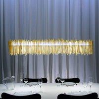 Image of Aus Chopsticks gefertigte LED-Hängeleuchte Hayashi