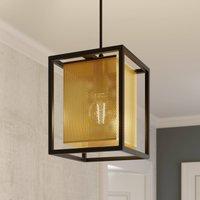 Daiana hanging light  honeycomb pattern  1 bulb