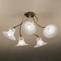 5 bulb ceiling light MAMI