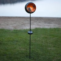 LED-Solarleuchte Fairytale, orange