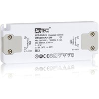 AcTEC Slim LED driver CC 500 mA  12 W