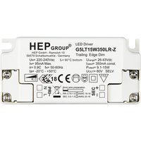 LED driver G5LT  15 W  350 mA  dimmable  CC
