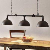 Effective Leitung hanging light  three bulb