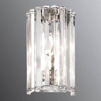Enchanting wall lamp Crystal Skye