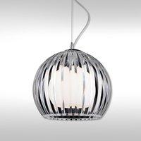 Transparent hanging light Mandina   30 cm