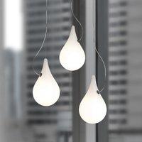 next Drop 2 XS 3   three bulb LED hanging lamp