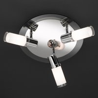 Beautiful Marco ceiling light with with 3  bulbs