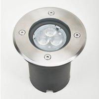 IP67 - LED-Bodeneinbauleuchte Ava, rund