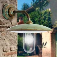 Stylish outdoor wall light CASALE