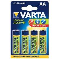 56706 1 2 V Mignon battery 2100 mAh   AA