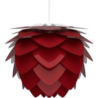 UMAGE Aluvia mini hanging lamp ruby red