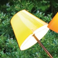 Yellow lampshade for outdoor light Octopus Outdoor