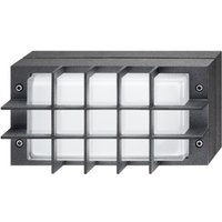 Modern outdoor wall lamp BLIZ GUARD  anthracite