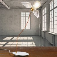 Winged LED designer table lamp Lucellino LED