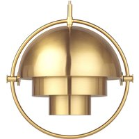 GUBI Multi Lite hanging lamp 25 5 cm brass brass