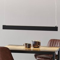 Tango LED hanging light with up and downlight