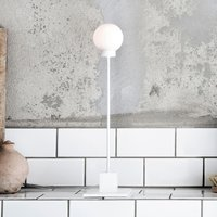 Northern Snowball table lamp  white