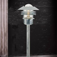 Pathway lamp Vejers  hot dipped steel