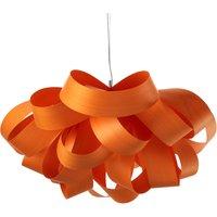 LZF Agatha Small hanging light  78 x 76 cm  orange