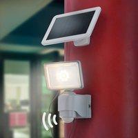 LED solar wall spotlight Power  500 lm  IR sensor