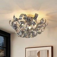 Lindby Omina ceiling light  chrome