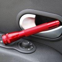 Mini Maglite torch in red