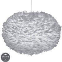 UMAGE Eos X large hanging lamp  light grey