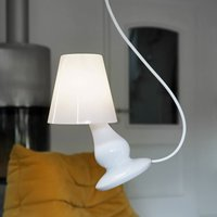 next Flapflap Single pendant light made in Germany