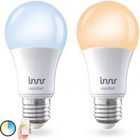 E27 9 W Innr Smart Bulb Comfort LED bulb  2 pack